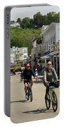 Cycling The Island Portable Battery Charger