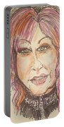 Cyndi Lauper Portable Battery Charger