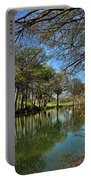 Cypress Bend Park Reflections Portable Battery Charger
