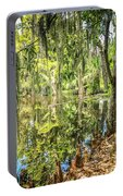 Cypress Pond Delight Portable Battery Charger
