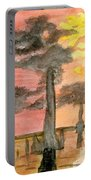 Cypress Sunset Portable Battery Charger