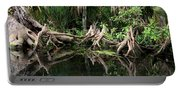 Cypress Swamp  Portable Battery Charger