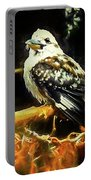 Kookaburra Kingfisher Dacelo-novaeguineae Portable Battery Charger