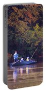 Dad And Sons Fishing Portable Battery Charger