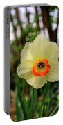 Daffadlil Flower Portable Battery Charger