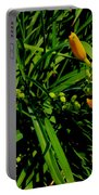 Daffodil Flowers Portable Battery Charger