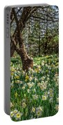Daffodil Hill Gardens Portable Battery Charger