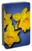 Daffodil Trio Portable Battery Charger