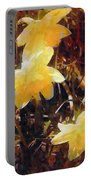 Daffs Gone Goth Portable Battery Charger