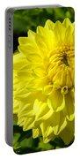 Dahlia Garden 3 Portable Battery Charger