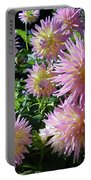 Dahlia Group Portable Battery Charger