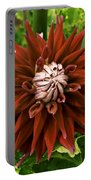 Dahlia In Bloom 18 Portable Battery Charger