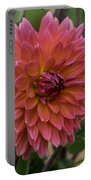 Dahlia In Bloom 19 Portable Battery Charger