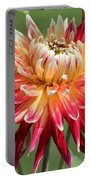 Dahlia Named Akita Portable Battery Charger