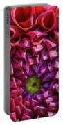 Dahlia Study 2 Portable Battery Charger