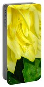 Dahlia Sunshine Portable Battery Charger
