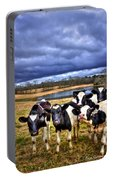 Dairy Heifer Groupies Future Chick-fil-a Starrs Portable Battery Charger