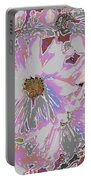 Daisies Galore Portable Battery Charger