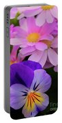 Daisy And Pansy Portable Battery Charger
