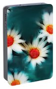 Daisy Blue Portable Battery Charger