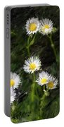 Daisy Day Fantasy Portable Battery Charger