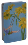 Daisy Days Portable Battery Charger