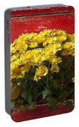 Daisy Plant In Drawers Portable Battery Charger