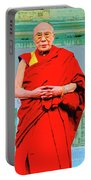 Dalai Lama Portable Battery Charger