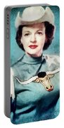 Dale Evans, Vintage Hollywood Star Portable Battery Charger