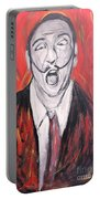 Dali In Hell Portable Battery Charger