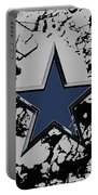 Dallas Cowboys 1b Portable Battery Charger