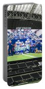 Dallas Cowboys Take The Field Portable Battery Charger