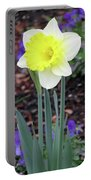 Dallas Daffodils 20 Portable Battery Charger