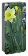 Dallas Daffodils 63 Portable Battery Charger