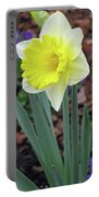 Dallas Daffodils 71 Portable Battery Charger