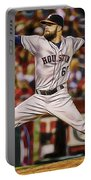 Dallas Keuchel Baseball Portable Battery Charger