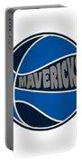 Dallas Mavericks Retro Shirt Portable Battery Charger