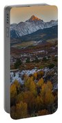 Dallas Peak II Portable Battery Charger by Gary Lengyel