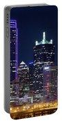 Dallas Purple Night 71417 Portable Battery Charger