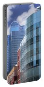 Dallas Skyscrapers  Portable Battery Charger