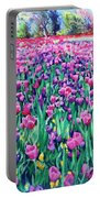 Dallas Tulips Portable Battery Charger