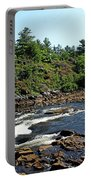 Dalles Rapids French River Ontario Portable Battery Charger