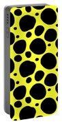 Dalmatian  Black Pattern 05-p0173 Portable Battery Charger