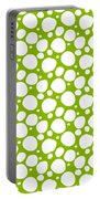 Dalmatian  White Pattern 09-p0173 Portable Battery Charger