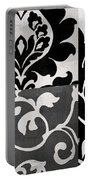 Damask Defined II Portable Battery Charger