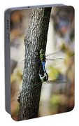Dragonflies Need Love Too Portable Battery Charger