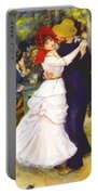 Dance At Bougival 1883 Portable Battery Charger