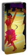 Dance Contest Nr 06 Portable Battery Charger