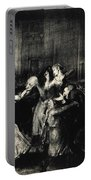Dance In A Madhouse Portable Battery Charger