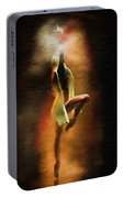 Dance Macabre Portable Battery Charger